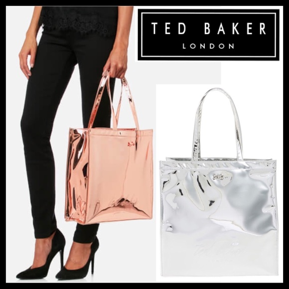33210d6790 TED BAKER LONDON Jencon Large Tote Authentic